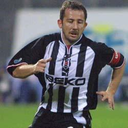 SERGEN YALCIN OF BESIKTAS