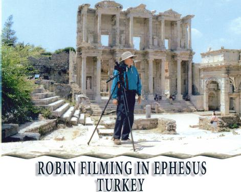 ROBIN WILLIAMS, BIBLICAL TREASURES OF TURKEY