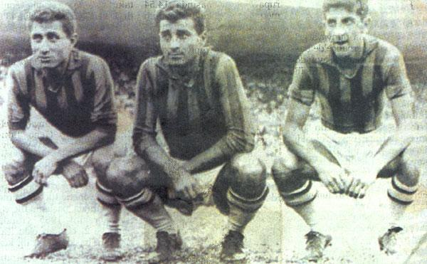 LEFTER kUCUKANDONYADIS, SEREF HAS, CAN BARTU OF  FENERBAHCE